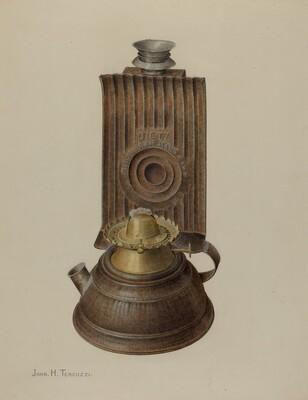 Tubular Hand Lamp