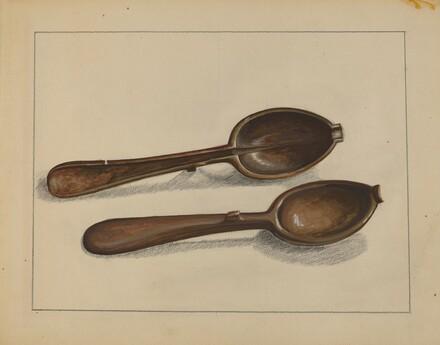 Tablespoon Mold