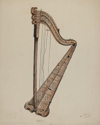 Stringed Harp