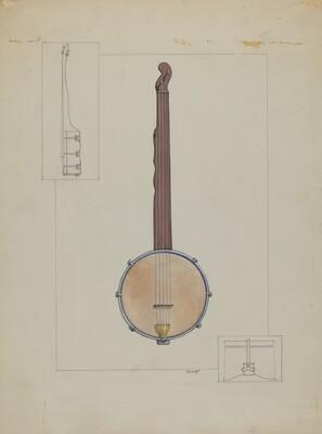 Plantation Banjo