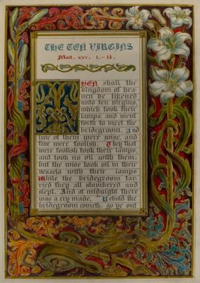 Illuminated Parable: The Ten Virgins