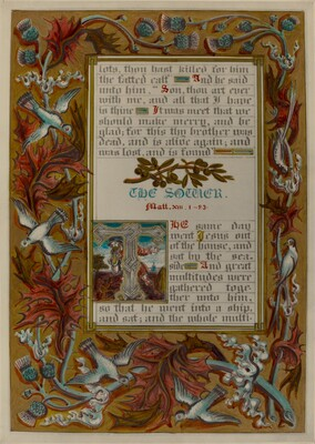 Illuminated Parable: The Sower