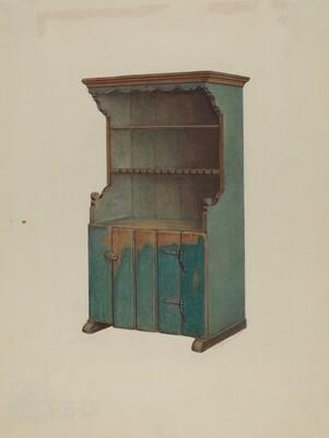 Pa. German Dresser