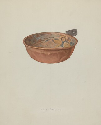 Child's Porringer