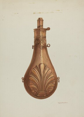 Powder Flask
