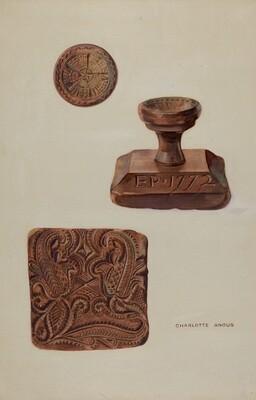 Textile Stamp