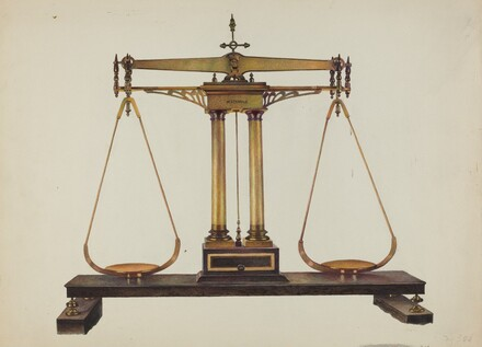 Scales for Weighing Gold