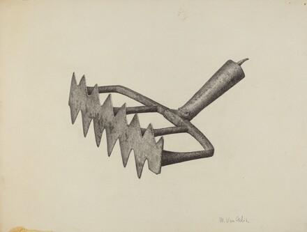 Oven Scraper
