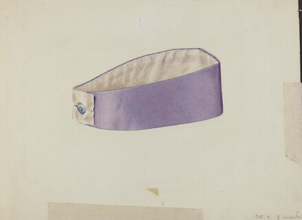 Shaker Man's Collar