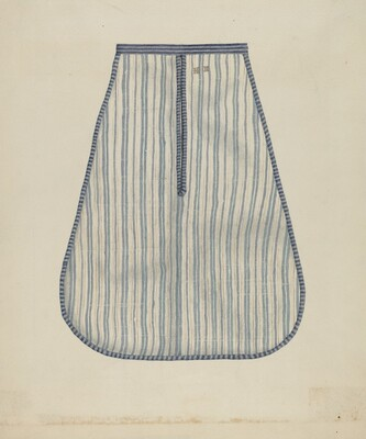Shaker Woman's Money Bag