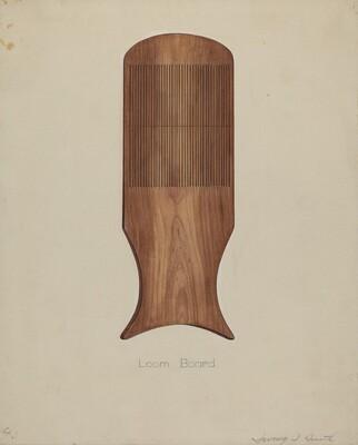 Shaker Tape Loom