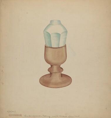 Shaker Grease Lamp