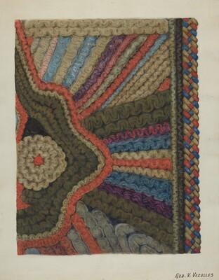 Shaker Woolen Rug