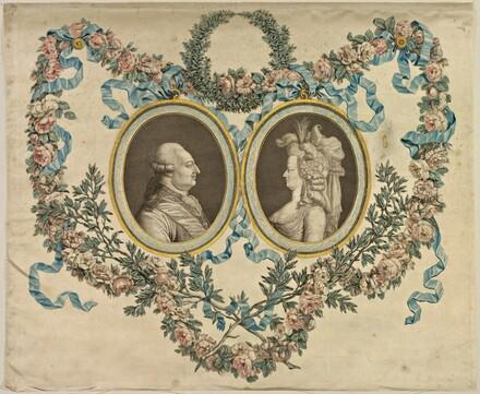 Louis XVI and Marie-Antoinette