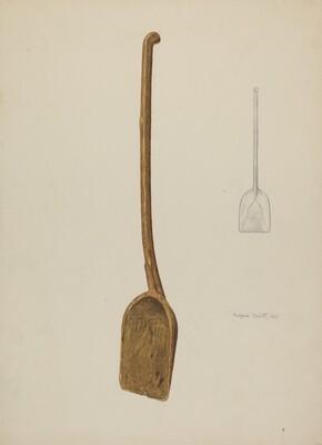 Grain Shovel