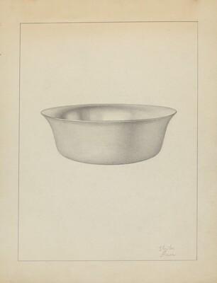Silver Dish