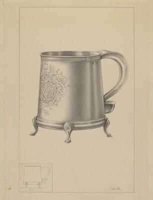 Silver Mug