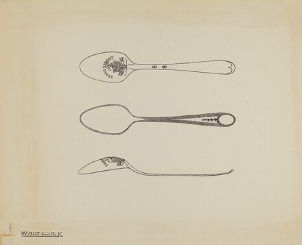 Silver Teaspoon