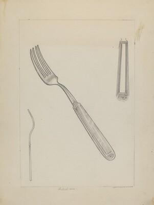 Silver Fork (Rogers Silverware)