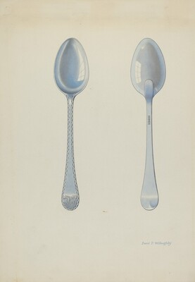 Silver Tablespoon