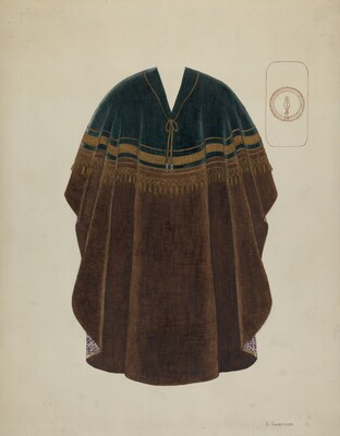Manta or Poncho