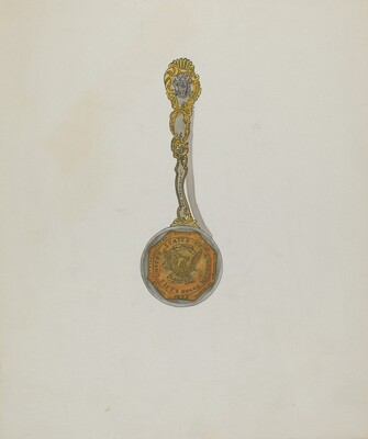 Souvenir Spoon
