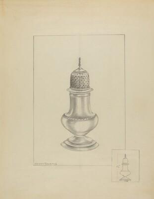 Silver Shaker