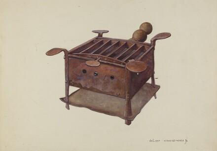 Portable Charcoal Stove