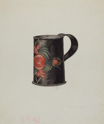 Toleware Mug