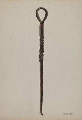 Rope Making Tool