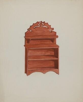Doll Furniture - Sideboard