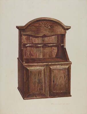 Childs's Dresser