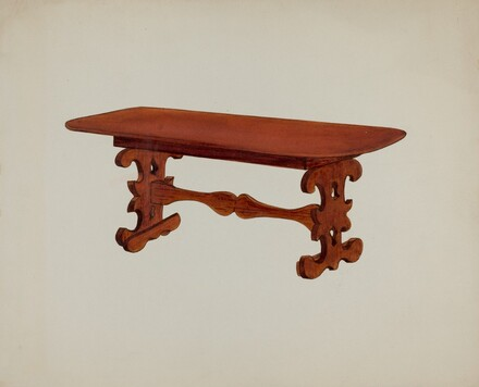 Doll Furniture - Table
