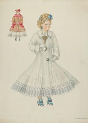 Doll - Retta Hervey