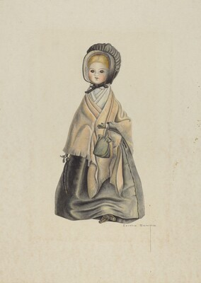 Quaker Doll