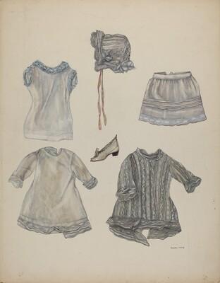Doll Wardrobe