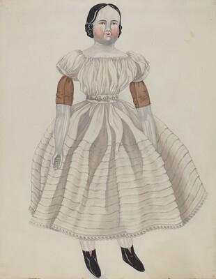 Doll - Ann Blairs