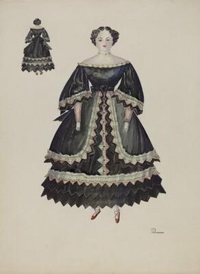 Doll - Minerva Pratt