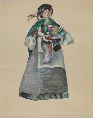 Peddler Doll