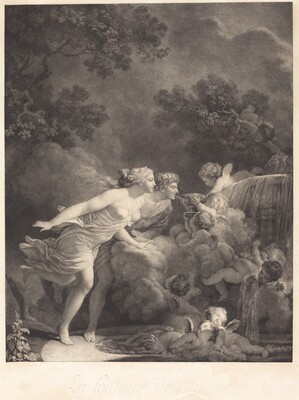 La Fontaine d'Amour (The Fountain of Love)