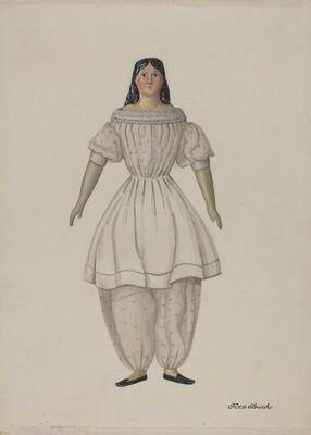 Doll - Martha