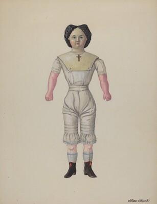 Greiner Doll Minerva