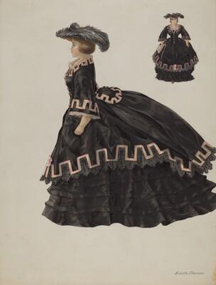 Doll--Belle Hervey