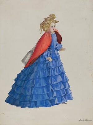 Doll - Ida Stebbins