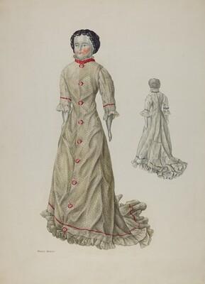 Doll - Mabel Ellis