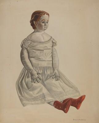 Doll--Nina