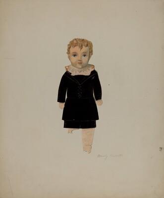 Paper Doll (Boy)