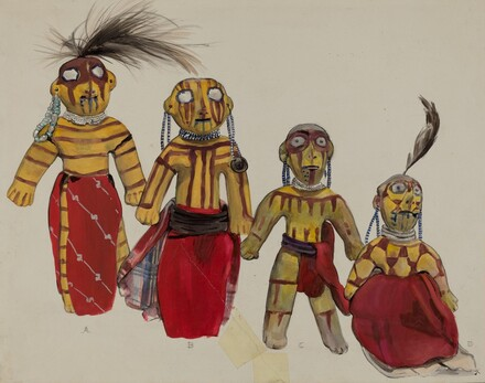 Indian Doll Group