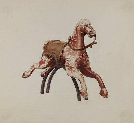 Rock Horse