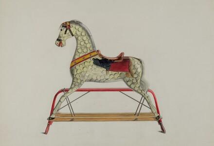 Child's Hobby Horse